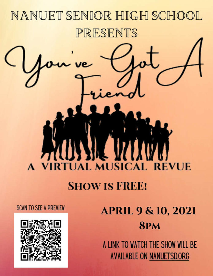 Nanuet Drama Club to Stream Spring Musical Review